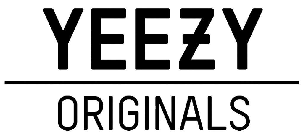 logotype yeezy boost